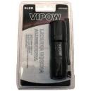 Latarka ręczna VIPOW 9-LED